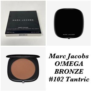 NIB! Marc Jacobs O!mega Bronze Perfect Tan #102